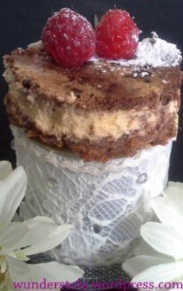 Creme Fraiche cheesecake